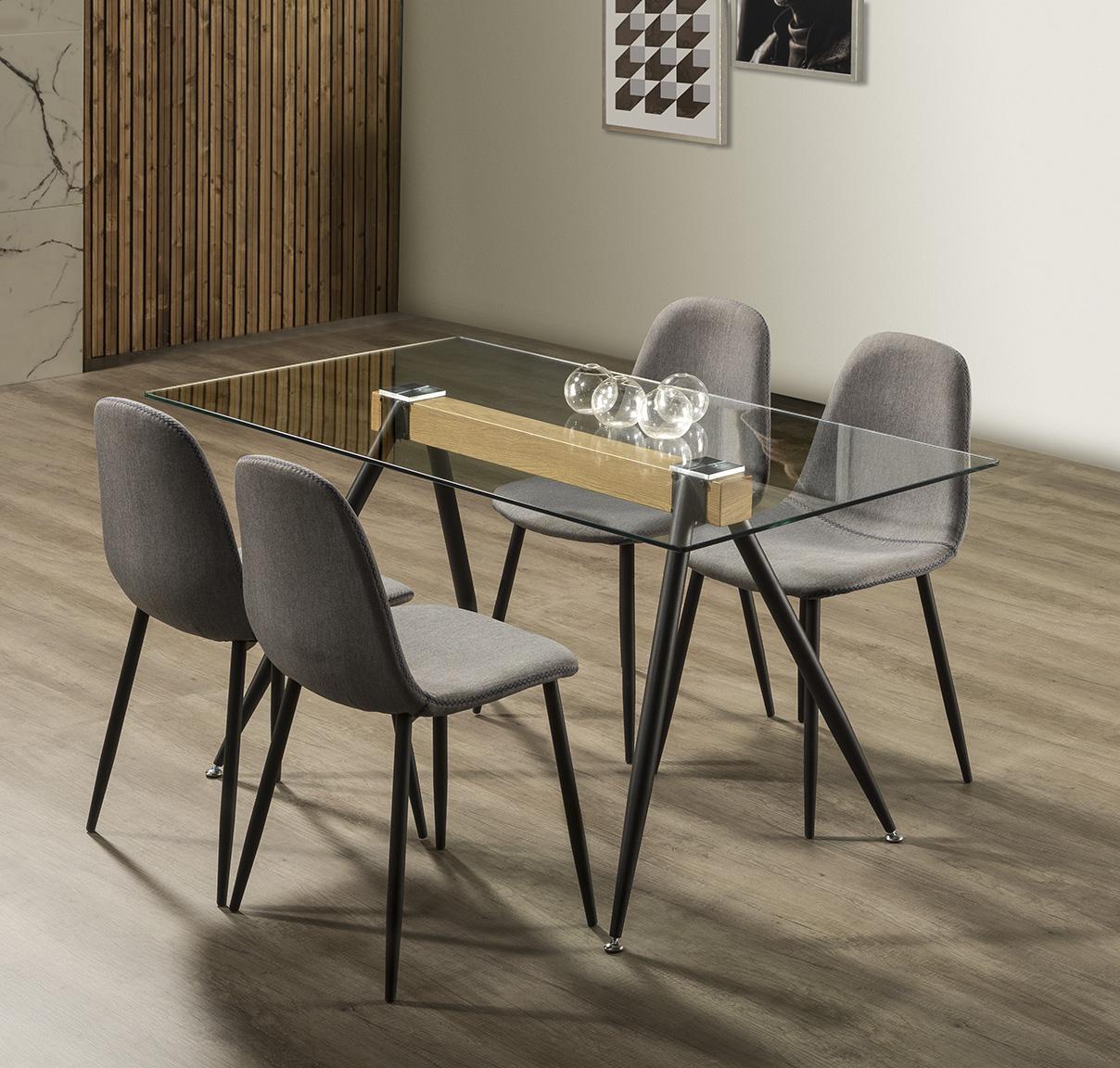 mueble comedor estilo industrial
