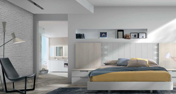 Dormitorios n rdicos julio garc a muebles for Casa garcia muebles
