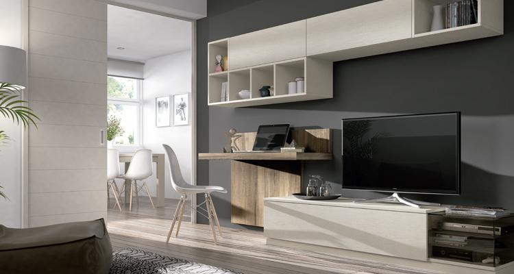 mueble de salón y oficina