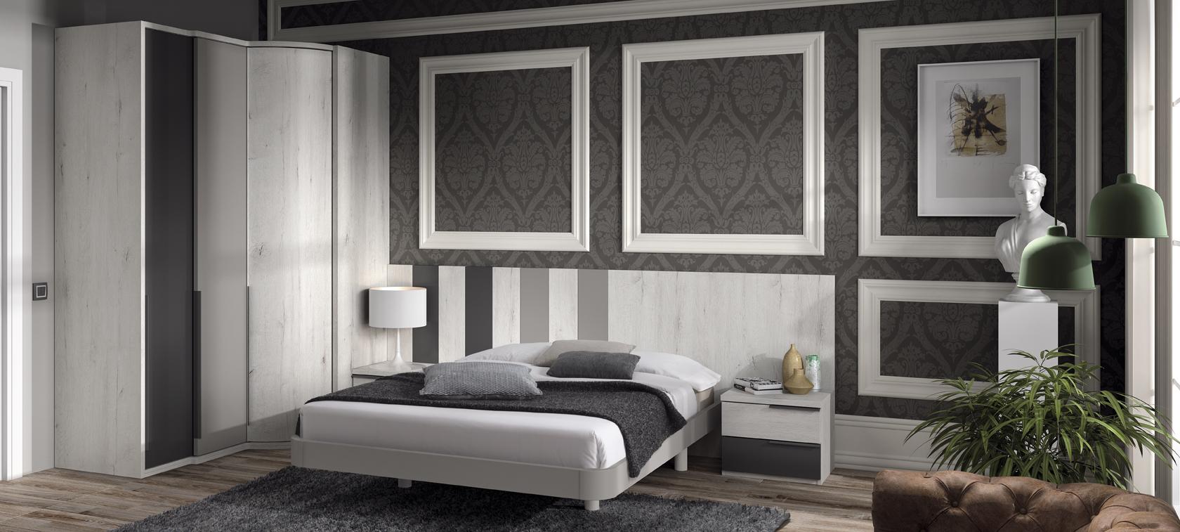 Ideas para decorar con gris