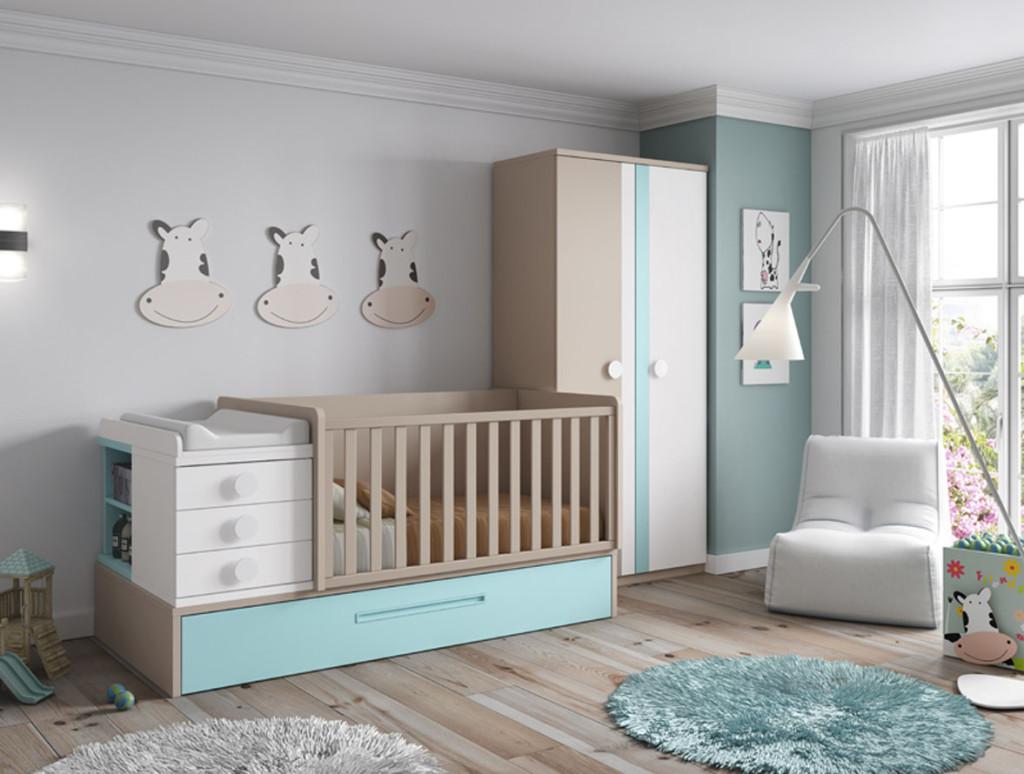habitacion mueble bebe