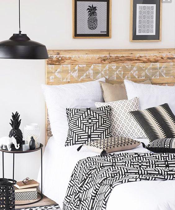 dormitorios estilo nórdico