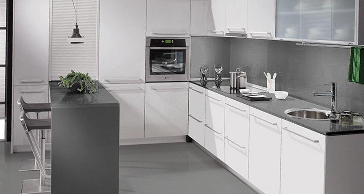 cocina blanco