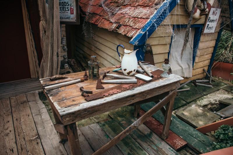 causas del deterioro de la madera