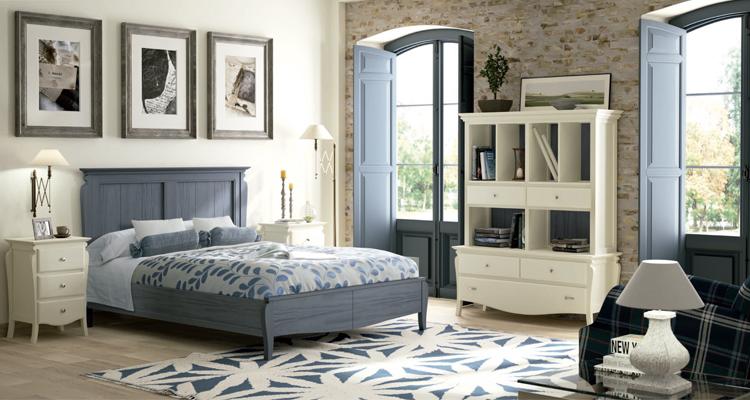 dormitorio vintage, salamanca