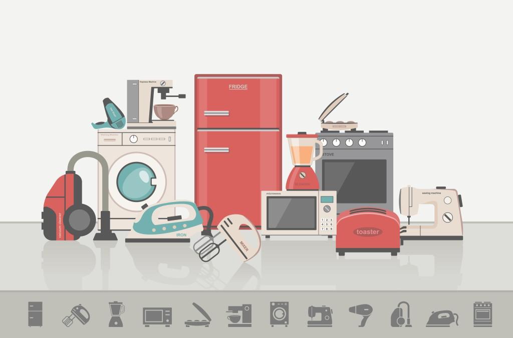 electrodomésticos en Salamanca
