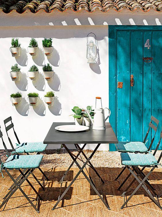 muebles de terraza, Salamanca