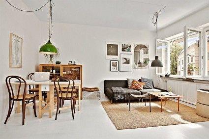 Ampliar tu casa. Pocos muebles
