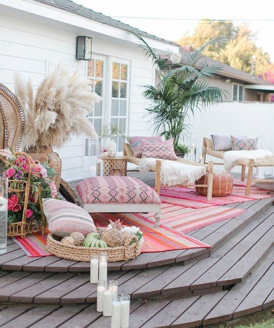 textiles para terrazas